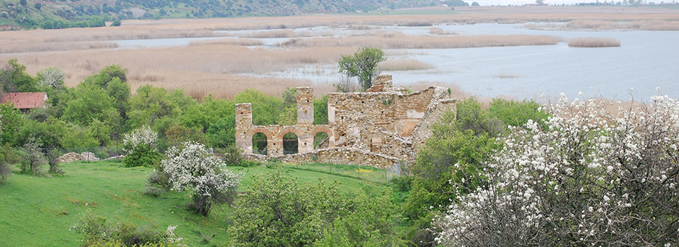 Prespa Lakes culture site